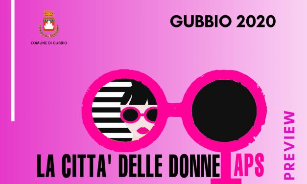 La Città delle Donne Festival Preview a Gubbio