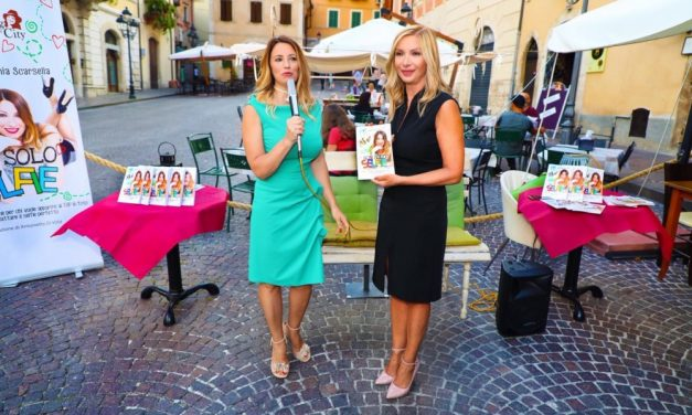 Elenia Scarsella presenta il suo Non solo selfie a La Sarimmenta di Tagliacozzo
