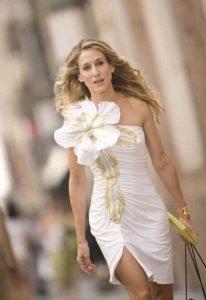 Carrie Vestito a fiore