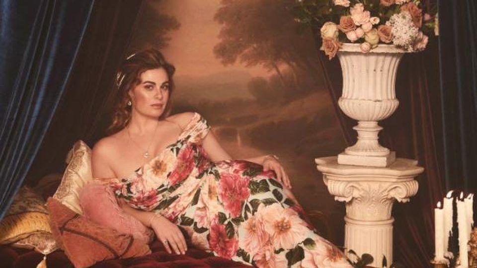 Vanessa Incontrada è la nuova musa di Dolce & Gabbana