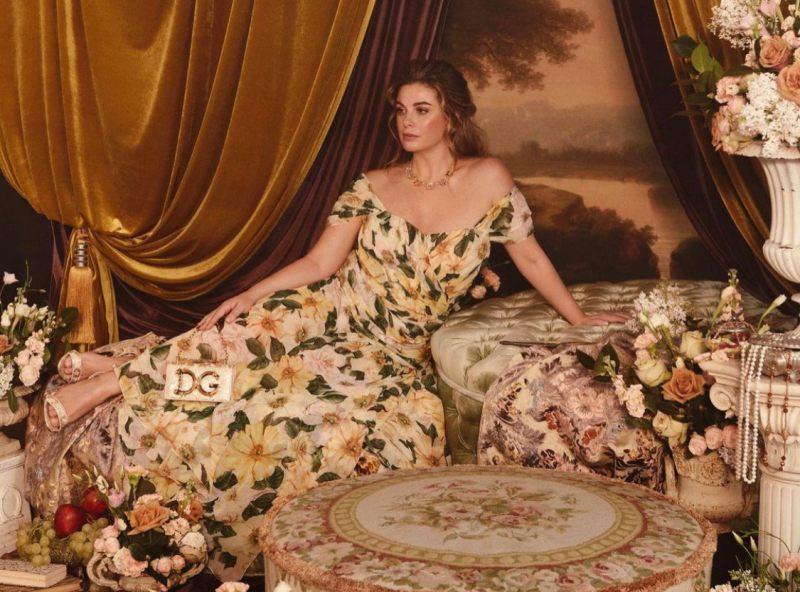 Dolce e Gabbana Vanessa Incontrada