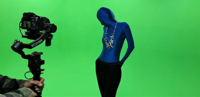 Fashion film Gaia Caramazza