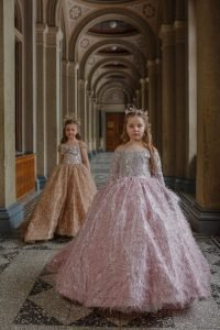 KIDS ELSA Fairy Fashion Vibes