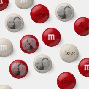 San Valentino m&m