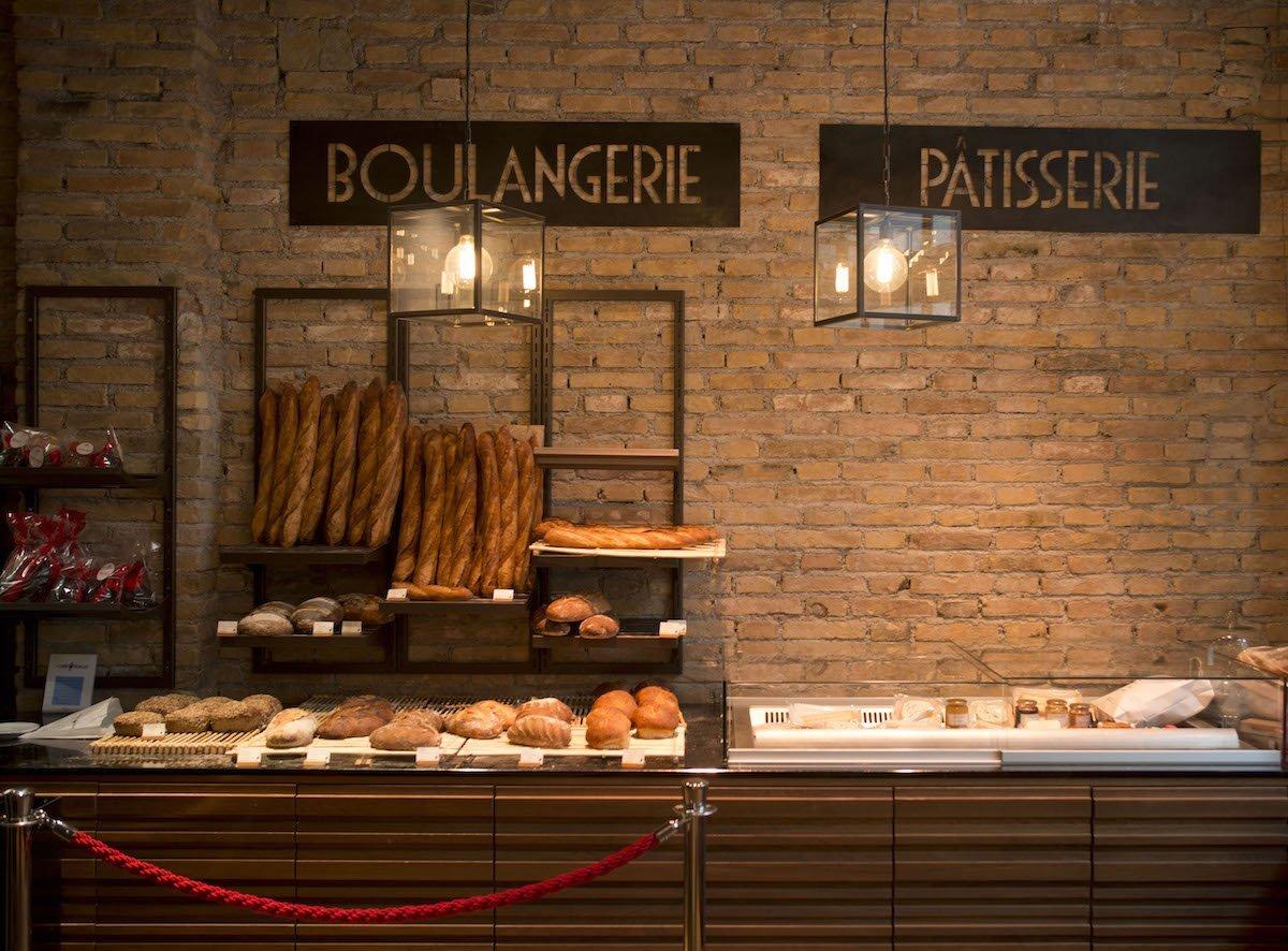Boulangerie Le carre