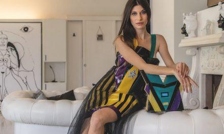 """Eleonora Altamore presenta la nuova collezione 2021 """"Cassiopea"""" ispirata al futurismo"""