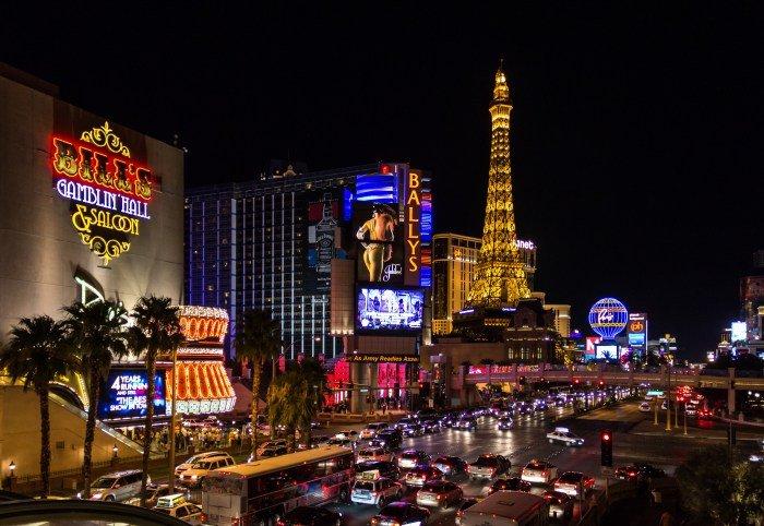 slot machine skyline Las Vegas